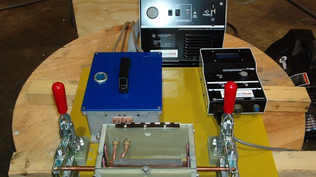 Induction Annealing Machine 2